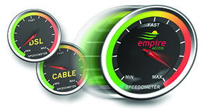 Empire Speedometer